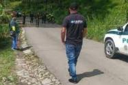 Ingresaron a su casa y lo mataron de cuatro balazos en Caldas, Antioquia