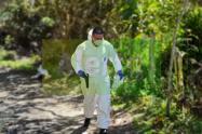 Dos personas fueron asesinadas a balazos en zona rural de Copacabana, Antioquia