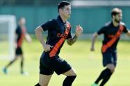 James Rodríguez, Everton, pretemporada