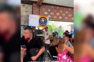 Luis Díaz, restaurante de Barranquilla, Copa América 2021