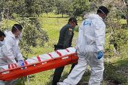 Encuentran otro cadáver en las aguas del río Medellín