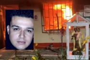 No sobrevivió el trabajador que fue quemado en el peaje de Yarumal, Antioquia