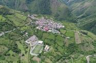 Peque, Antioquia.