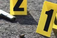 Los homicidios fueron perpetrados en tres municipios del departamento.