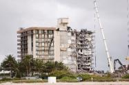 Colapso de edificio en Surfside, Miami