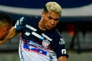 Teófilo Gutiérrez, Junior de Barranquilla 2021
