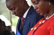 Jovenel Moise, presidente de Haití asesinado