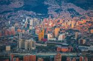 Referencia construcciones en Medellín.