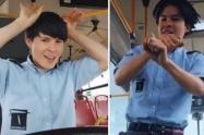 Yeinex, el conductor de Transmilenio que revolucionó TikTok con sus bailes