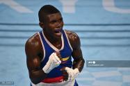 Yuberjén Martínez, boxeador colombiano