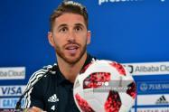 Sergio Ramos, jugador del PSG