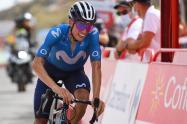 Enic Mas, Movistar, Vuelta a España 2021