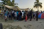 Gobierno alerta posible brote de sarampión entre migrantes en Necoclí, Antioquia