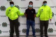 Las cámaras de seguridad fueron pieza clave para su detención, informaron las autoridades