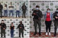 Las exigencias económicas eran entre $500.000 y $3'000.000 de pesos, indicaron las autoridades.
