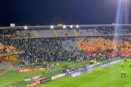 Batalla Campal en El Estadio El Campín