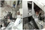 Explosión en un edificio de la Ciudad de México deja varios heridos