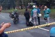 En los tres incidentes hay motociclistas involucrados, informaron las autoridades.