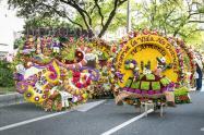 La Feria de la Flores de 2021 comenzará el jueves 12 agosto y se extenderá hasta el domingo 22  del mismo mes.