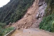 Alrededor de 8 mil personas se encuentran afectadas por esta emergencia.