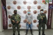 Los procesados serían presuntos integrantes del frente 18 de las disidencias de la Farc, informó la Fiscalía.