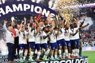 Estados Unidos, campeón Copa Oro