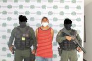 Capturado Alias' El Gago' presunto cabecilla del Clan del Golfo en Sucre