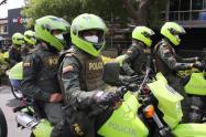 La Policía ha sacado más de 200 fleteros de las calles de Medellín