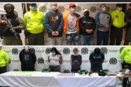 Entre los detenidos hay cabecillas y coordinadores, informaron las autoridades.