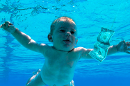 "Niño de ""Nevermind"" demanda a Nirvana por pornografía infantil"