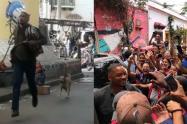 Will Smith en Cartagena