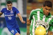 Giovanni Moreno, Shangai Shenshua, Atlético Nacional