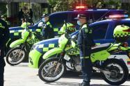 Nuevos uniformes de la  Policía Nacional