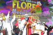 Referencia Desfile de Silleteros 2021.