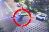 [Video] Así cogieron varios ladrones de celulares en Medellín