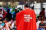 Alcaldía ofreció alternativas sociales a la comunidad de Belén Zafra de Medellín