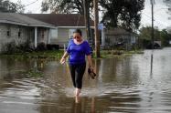 Huracán Ida, inundaciones en Luisiana