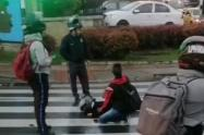 Una mujer falleció en choque fatal contra un camión en Castilla