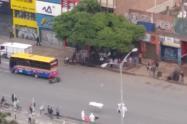 Un peatón murió en choque fatal en la avenida San juan de Medellín
