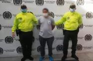 """""""Jhont"""", uno de los delincuentes más buscados en Copacabana, Antioquia"""