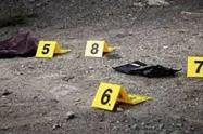 Las víctimas presentaban impactos de arma de fuego.