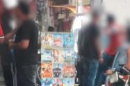 [Video] Cómo funciona la venta de droga del combo Caicedo de Medellín