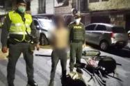 Venden a 15 mil pesos el cobre de cable telefónico y de internet hurtado en Medellín