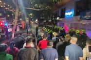 """Policías de civil serán los """"cazadores"""" de ladrones en restaurantes y locales de Medellín"""
