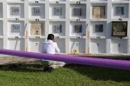 Referencia Cementerio de San Rafael, Antioquia.