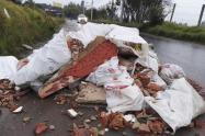 Redes criminales en la recolección y depósito de escombros en Medellín