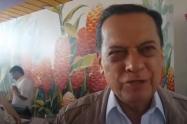Periodista Javier Ayala