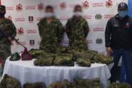 Los detenidos fueron identificados con los alias de Daniel y Mono loco.