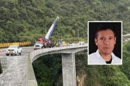 Encuentran cadáver de ingeniero desaparecido en Medellín