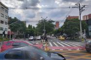 Reducción de  velocidad en la avenidas 33 y 80